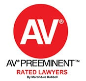 AV Preeminent Rated Lawyers