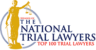 Member of The National Trial Lawyers - Top 100 Trial Lawyers